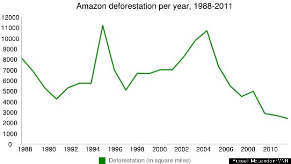 amazon rainforest nearing its end  all thanks to its reckless deforestation